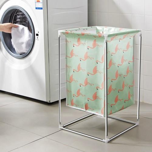 Household Large Laundry Basket Clothing Storage Box Cartoon Toy Storaging