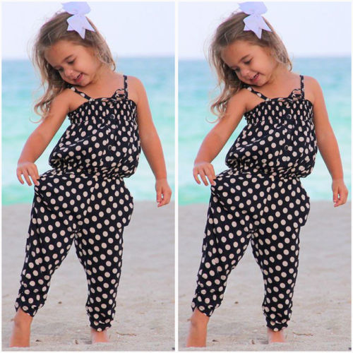 Stylish Girls Romper