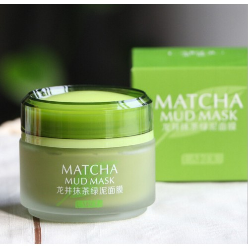 Nourishing Matcha Mud Face Mask 85g