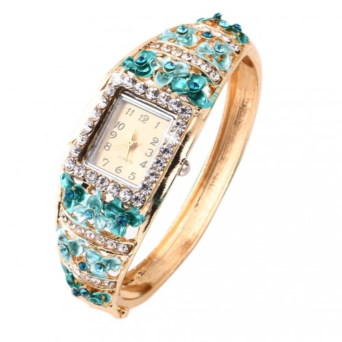 Beautiful Square Shape Bracelet Wrist Watch