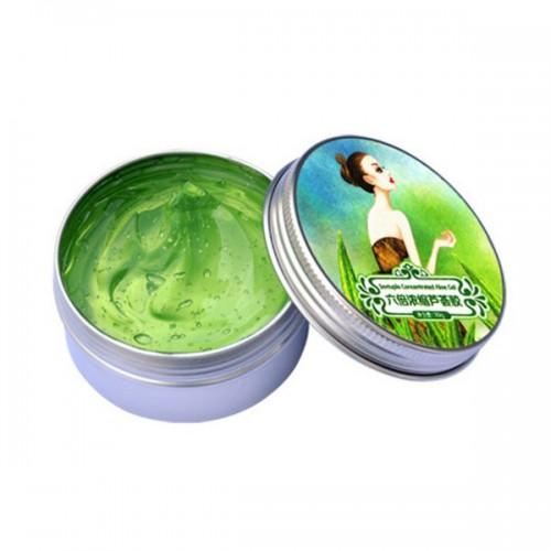 Aloe Vera Gel Cream Removes Acne, Whiten & Moisturizes Skin