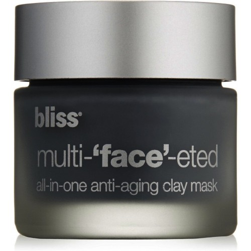 Multi-Face All-In-One Anti-Aging Clay Mask