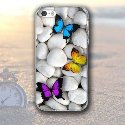 Butterfly Printed Case for Apple iPhone