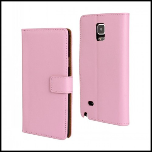 Stylish  Leather Wallet Cases For Samsung Note 3,4