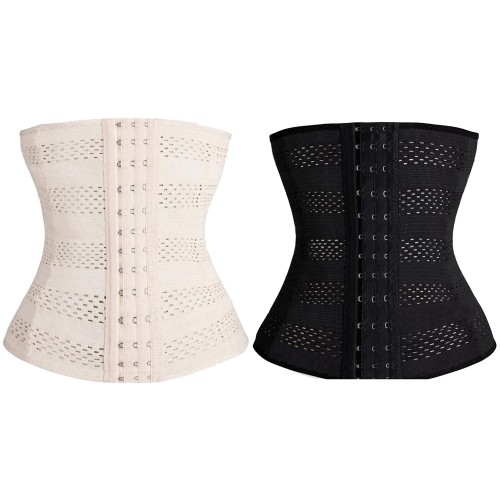 Women Body Shaper Waist Trainer  Cincher Tummy Girdle Corset Shapewear Slimming Underbust Control Belt