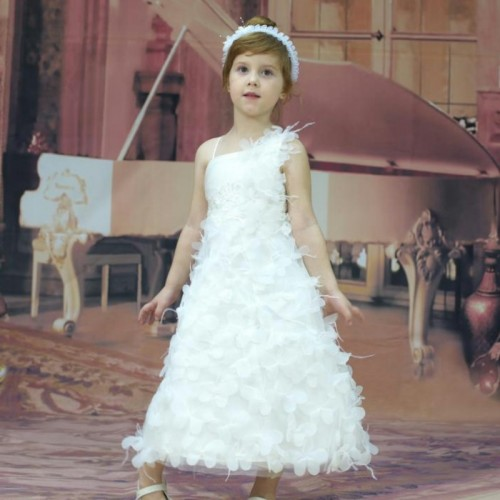 A-line Flower Girl Dress Children Dress