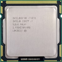 Intel i7 Quad Core 2.93GHz 8MB Cache Desktop Processor