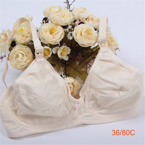 Nursing Cotton Bra for Breastfeeding