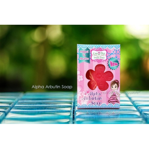 ALPHA ARBUTIN WHITENING SKIN CARE SOAP
