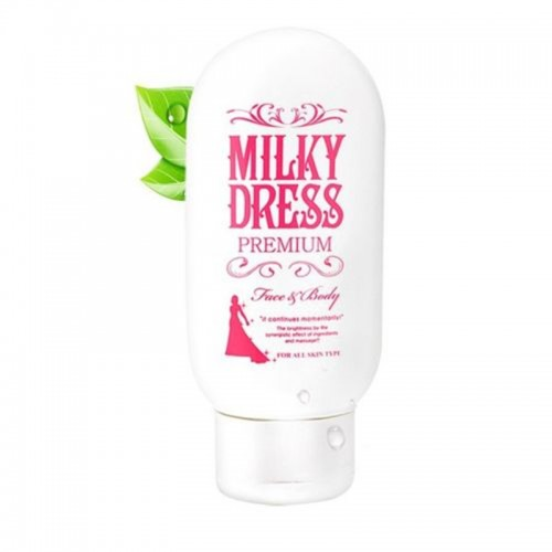 Milky Dress PREMIUM - Brightening Pack 100ML