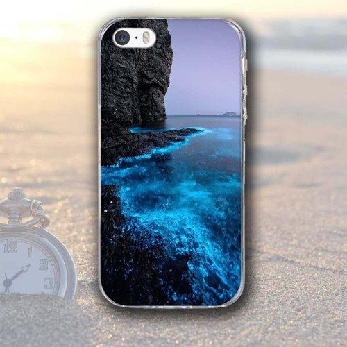 Seashore Printed Case for Apple iPhone