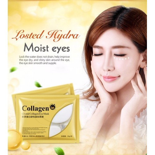 Bioaqua Crystal Collagen Eye Mask