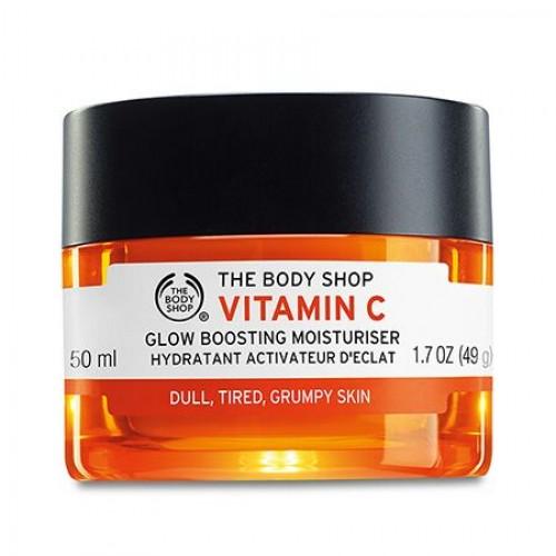 The Body Shop Vitamin C Glow Boosting Moisturizer 50ML