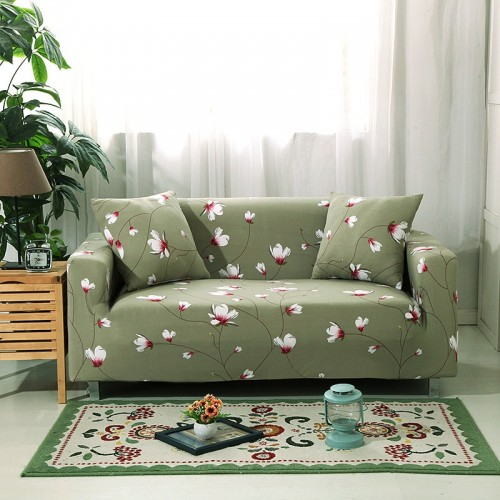 Elastic Sofa Cover Sectional Stretch Slipcovers for Living Room Couch Cover 4