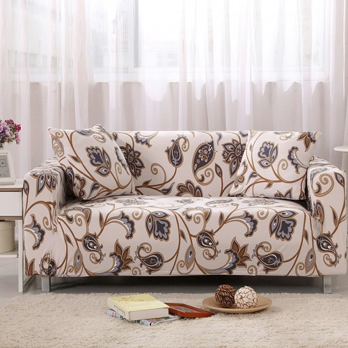 Elastic Sofa Cover Sectional Stretch Slipcovers for Living Room Couch Cover 11