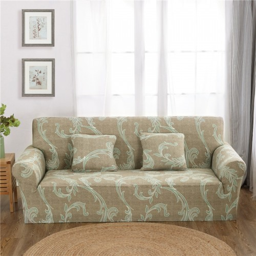 Elastic Sofa Cover Sectional Stretch Slipcovers for Living Room Couch Cover 13