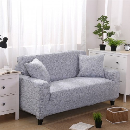 Elastic Sofa Cover Sectional Stretch Slipcovers for Living Room Couch Cover 17