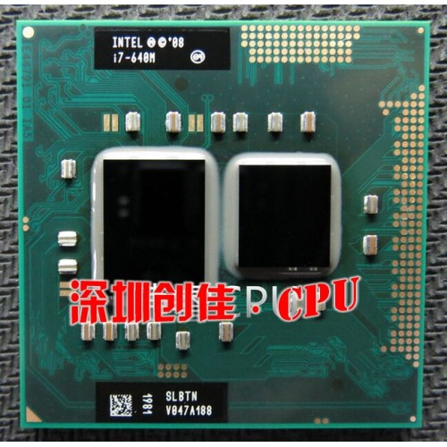 Intel core Dual Core 2.8GHz Laptop Processor