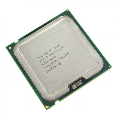 Intel Core 2 Quad Q6600 2.4GHz Processor For Desktop