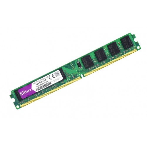 DDR2 800MHz 2GB Ram For Desktop Amd/Intel