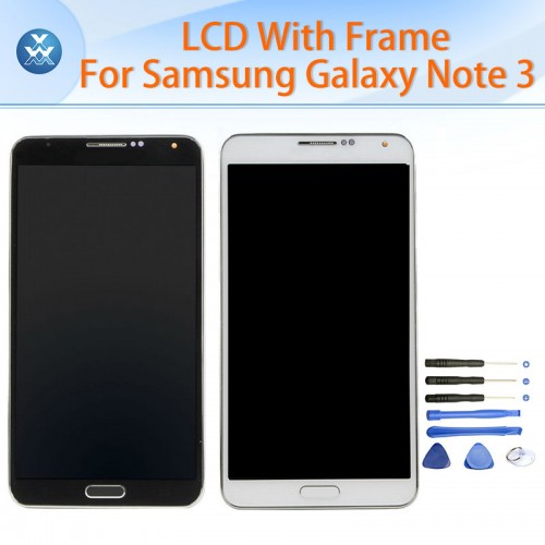 Galaxy Note 3 LCD display touch