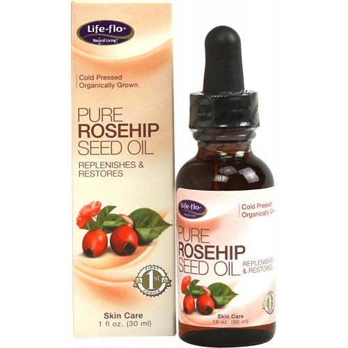 Life Flo Pure Rosehip Seed Oil 30ml
