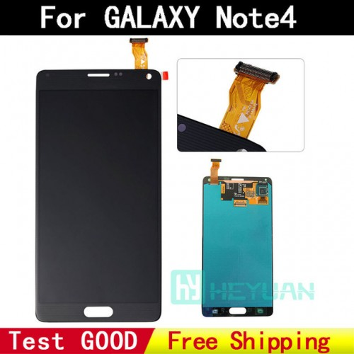 Samsung Galaxy Note 4 Lcd With Touch