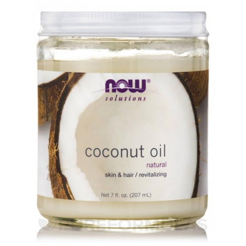 Now Foods Coconut Oil Natural 207ml