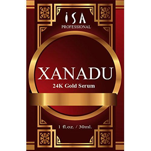 XANADU 24K Gold Vitamin C Serum Makeup (30ml)