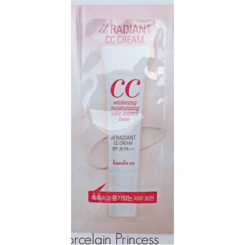 Banila co it Radiant CC Cream SPF 37ml