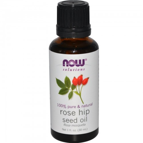Now Foods, Essential Oils, 100% Pure Rose Hip Seed Oil