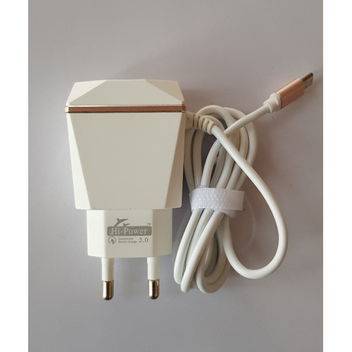 Hi Power 2 USB Auto ID Fast Charger 3.5A