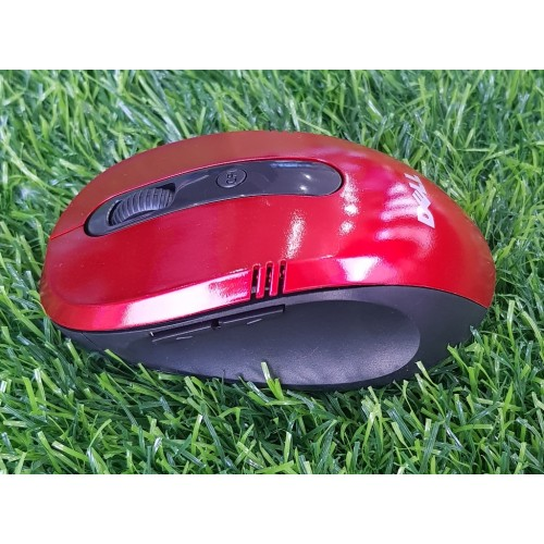 2.4GHZ Wireless Mouse Ergonomic Design