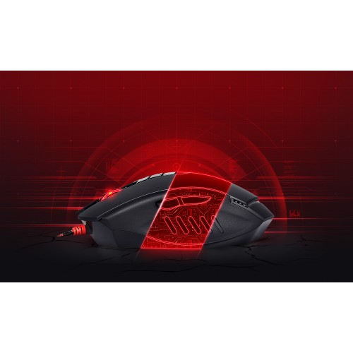 V8m 3200 Dpi Intelligent multi Core Gaming Mouse For Pc
