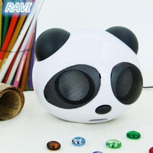 2 0 Panda Audio Multimedia Speaker Notebook Speaker USB Speaker Computer Speaker
