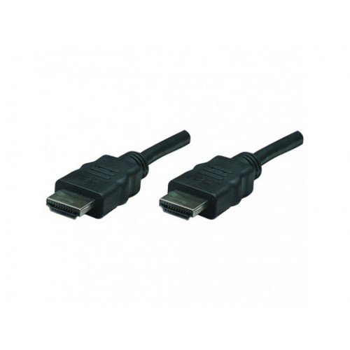 MANHATTAN HIGH SPEED HDMI CABLE M-M BLK 1.8M (6 FT)