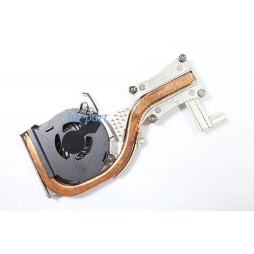 Original Dell Latitude E6410 Series CPU Cooling Fan Heatsink 04H1RR 0KTPRC 0TNP01 DC280007TFL AT0AZ0010FL