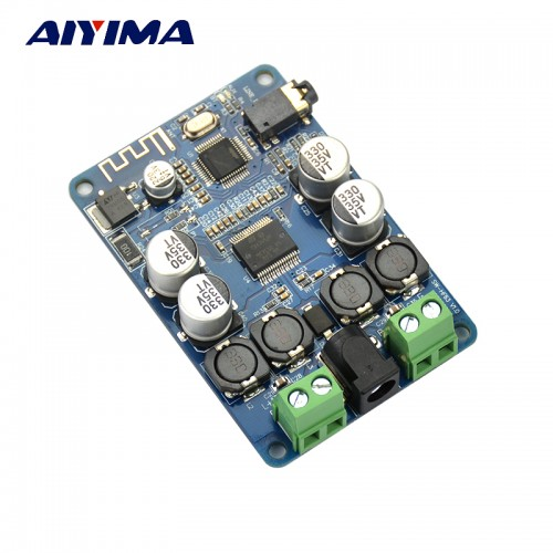 Aiyima Bluetooth Receiver Amplifier Audio Board Speakers