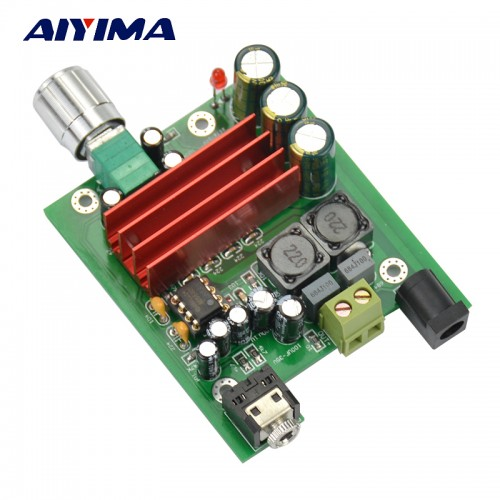 Aiyima Subwoofer Digital Power Amplifier Board Amplifiers