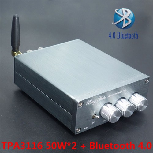Newest Bluetooth Hifi Audio Digital Power Amplifier