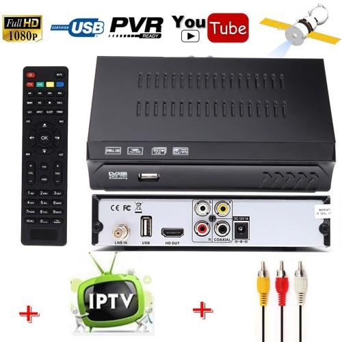 1G Ram FTA DVB HD Audio Digital Satellite