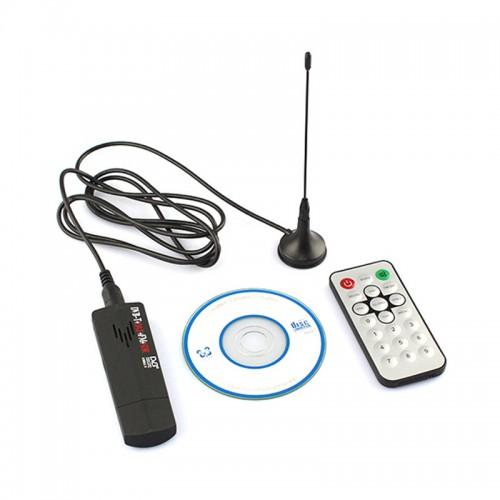 DVB T SDR DAB FM tuner USB HD digital satellite tv receiver