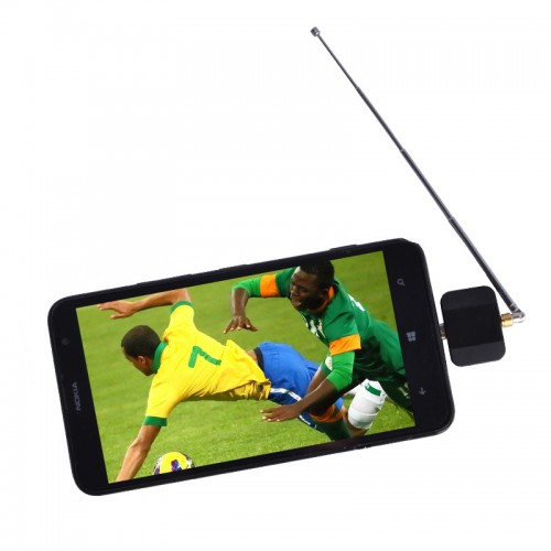 DVB TV receiver for Android Phone or Pad Watch Live TV