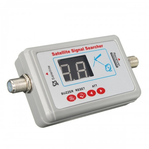 LCD DVB Mini Digital TV Antenna Satellite Signal Finder Meter