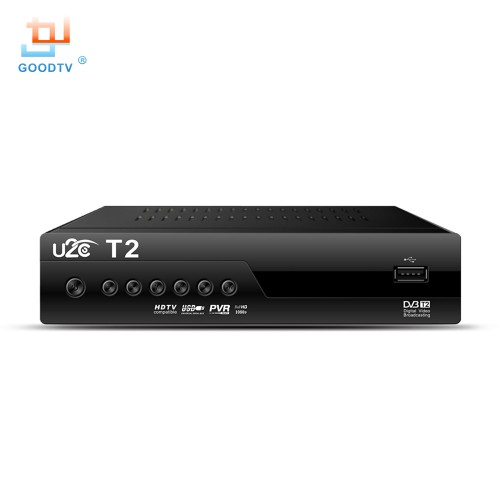 Quality DVB Smart TV Box T2 STB H 264 MPEG HD