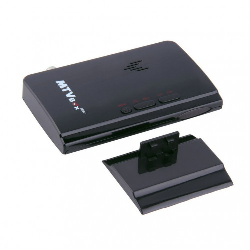 External LCD CRT VGA External TV Tuner PC BOX Receiver Tuner HD 1080P Speaker TV Box