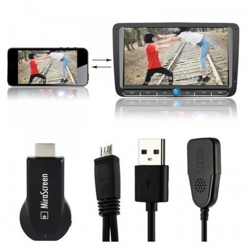 TV Stick Dongle Better Than EasyCast Wi Fi Display Receiver Airplay Airmirroring Chromecast