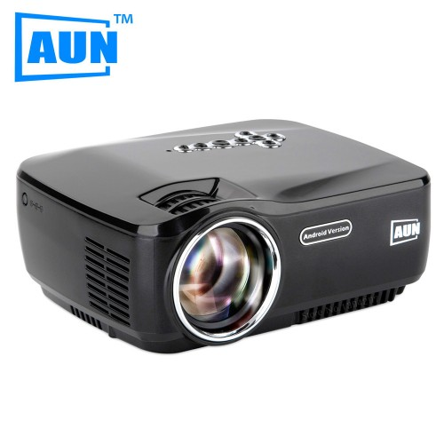 Projector LED Projector Built in Android WIFI Bluetooth Miracast Airplay Cast