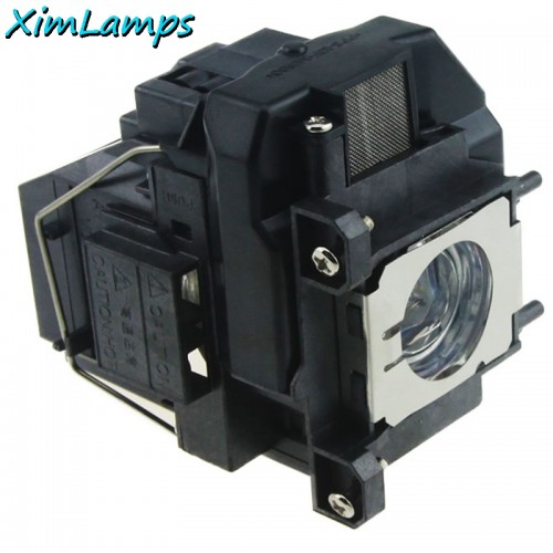 Replacement Projector Lamp WITH HOUSING for Epson Powerlite (2)