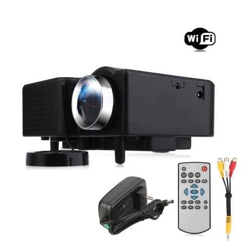 UC28 PRO Portable Mini LED Entertainment Projector Home Cinema Theater